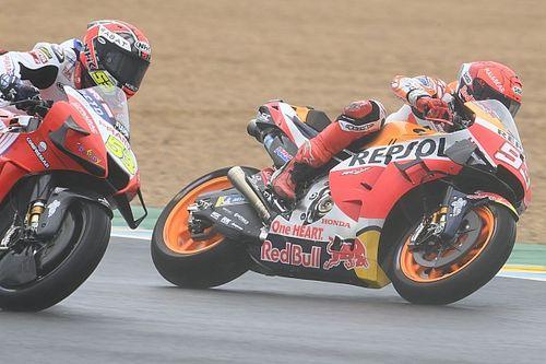 Puig Terpesona Daya Juang Marquez di MotoGP Prancis