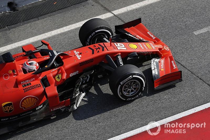 Barcelona F1 test Day 1: Sebastian Vettel and Ferrari set the pace