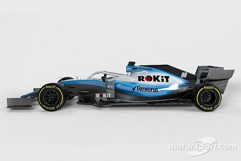 Photos - Williams dévoile des images de sa F1 2019