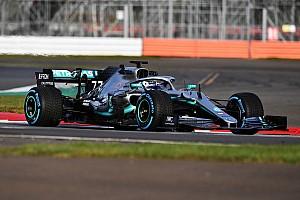 Mercedes renueva por completo su motor de F1 2019