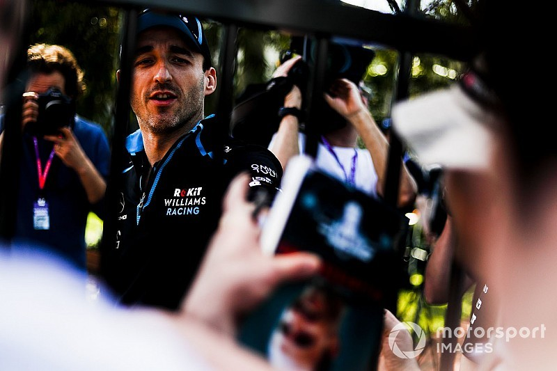 Kubica: minket nem érint a leggyorsabb körért járó pont...