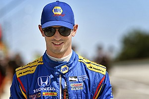 IndyCar News IndyCar: Alexander Rossi bleibt bei Andretti Autosport