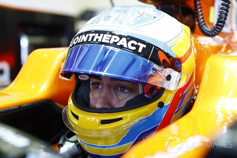 Alonso sufre 40 posiciones de sanción para la parrilla de Bakú
