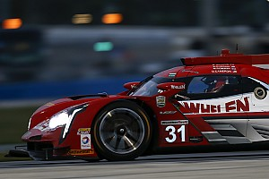 IMSA Practice report Sebring 12h: Conway sends Action Express Cadillac to the top