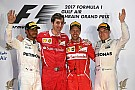 Alle Formel-1-Sieger des GP Bahrain in Sakhir