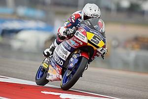 Moto3 Rennbericht Moto3 in Austin: Romano Fenati siegt nach Abbruch und Neustart