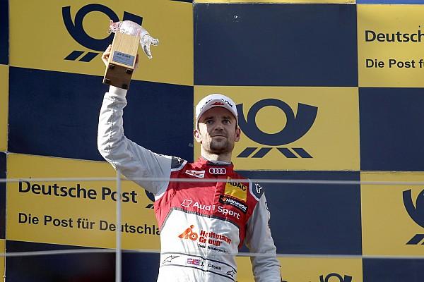 DTM Reporte de la carrera Rast lidera un triple de Audi en la segunda en Spielberg