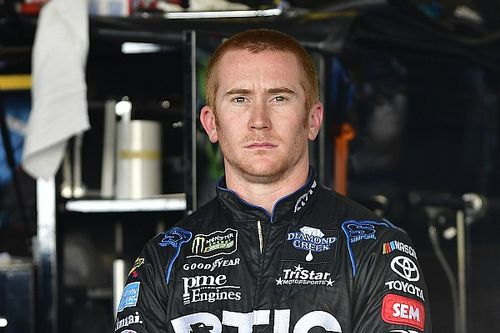 Cole Whitt retires aged 27