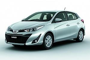 Automotivo Últimas notícias Toyota confirma Yaris para o Brasil em 2018