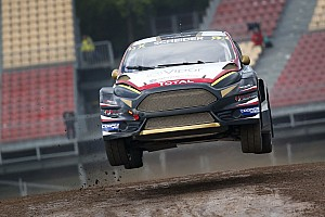 World Rallycross Résumé de qualifications Scheider surprenant leader avant les demi-finales