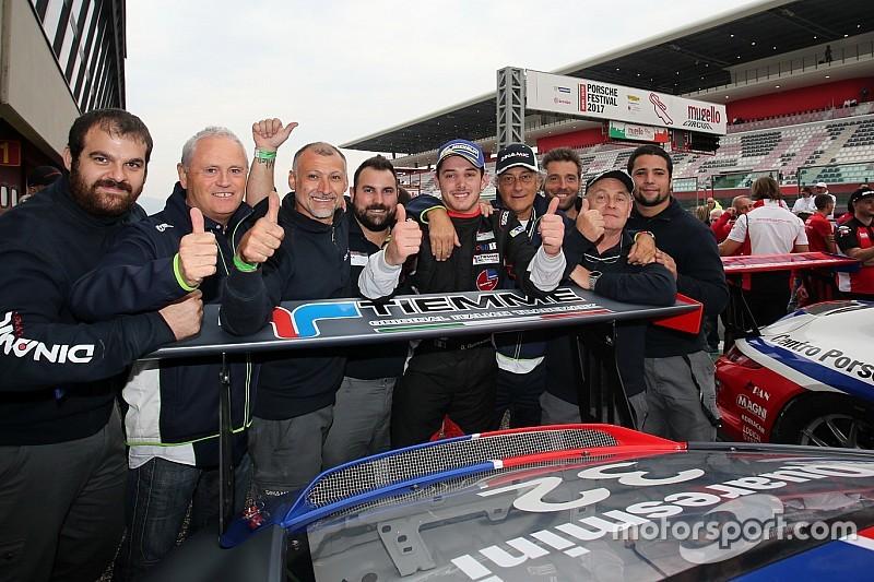 Carrera Cup Italia, Quaresmini-record è diventato imprendibile!