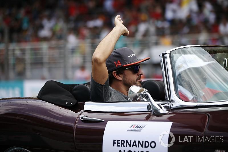 Alonso, Japonya'da şansının dönmesini umuyor