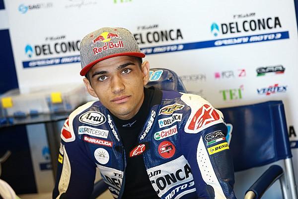 Moto3 Noticias de última hora Jorge Martín, atropellado entrenando en bici