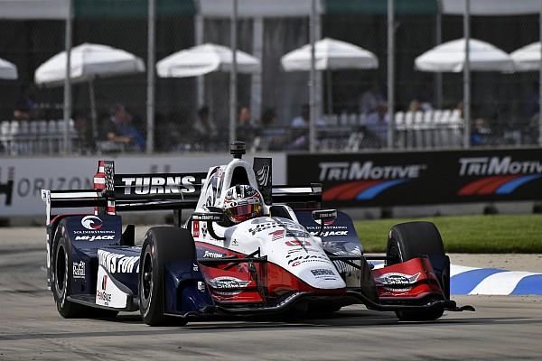 IndyCar Detroit IndyCar:  Top 10 quotes after Race 2
