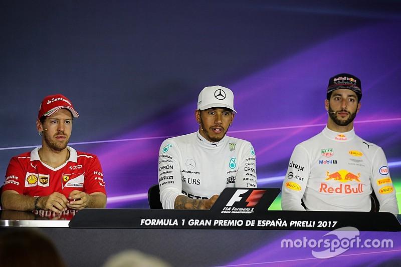 Spanish GP: Post-race press conference