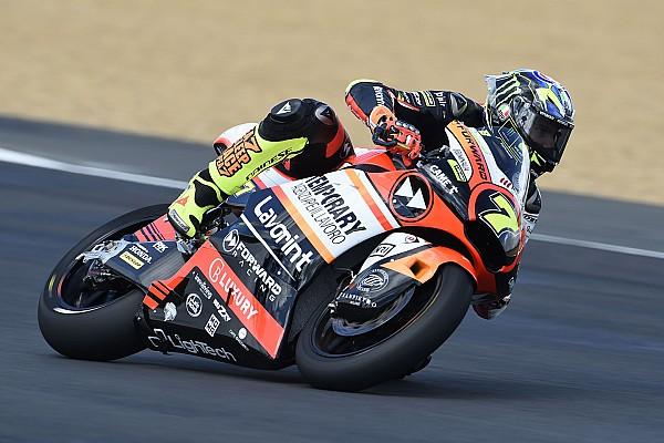 Moto2: Albtraum für Forward Racing in Assen