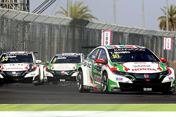 Doblete de Honda en el WTCC de Marrakech