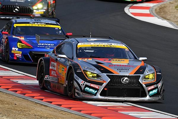 【スーパーGT】中山雄一「詰めていけば、RC F GT3はもっと速くなる」