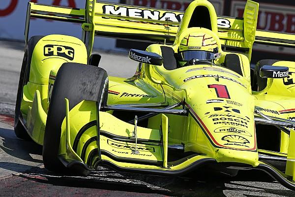 IndyCar Pagenaud sauve la mise avec une voiture