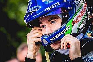 WRC Noticias de última hora El M-Sport dará a Suninen su tercer coche en ocho rallies de 2018