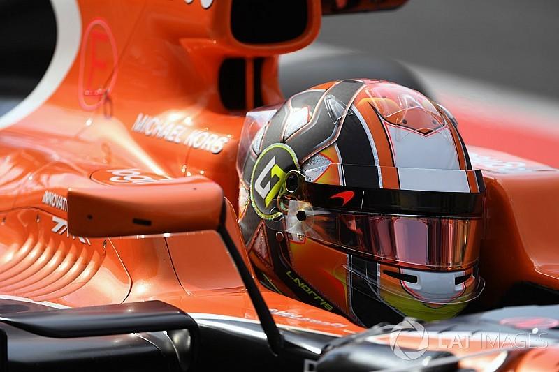 Norris se sent prêt à être pilote de réserve McLaren