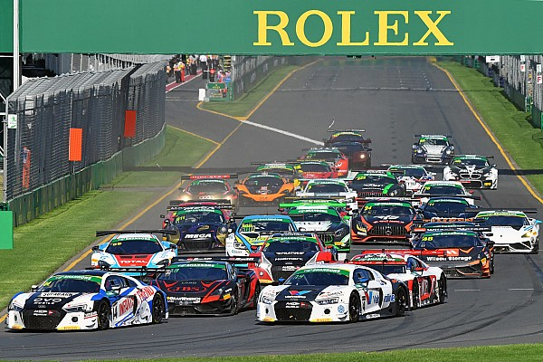 Albert Park Australian GT: Lago storms to Race 2 win