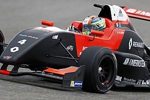 Formula Renault Race report Eurocup Hungaroring: Aubry menangi Race 2, Presley ke-21