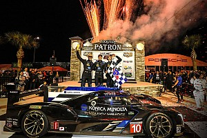 IMSA Résumé de course Cadillac et le Wayne Taylor Racing font coup double, Corvette devance Ford
