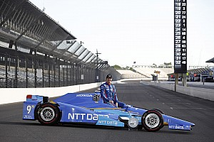 IndyCar Breaking news Camping World to be primary sponsor for Dixon in Indy 500