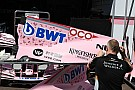 Forma-1 Monacoban a mellrák ellen is harcol a Force India