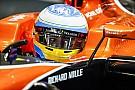 F1 Alonso, con ganas de acabar