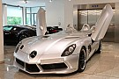 Automotive Barely driven Mercedes SLR Stirling Moss is just perfection