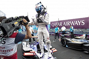 Formule E Raceverslag Formule E New York: Bird heer en meester in 'The Big Apple'