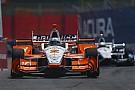 IndyCar Newgarden manda en el warm-up en Toronto
