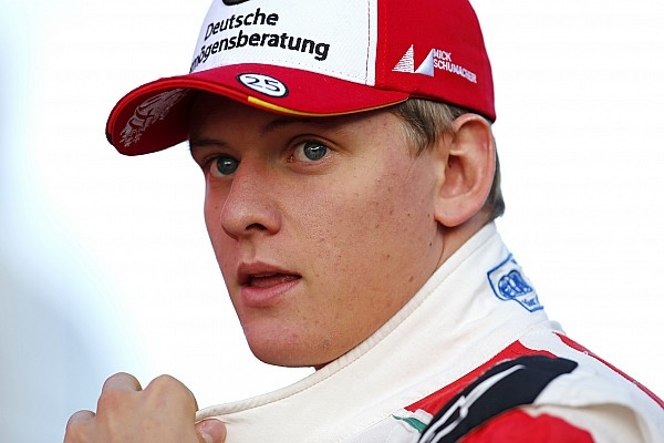 Hungaroring F3 testi: İlk günde Schumacher lider!