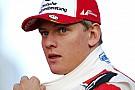 فورمولا 3 الأوروبية مدير فريق بريما: شوماخر