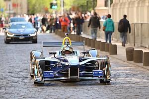 Формула E Важливі новини Салазар провів демо-заїзди у Сантьяго, де пройде етап Формули Е