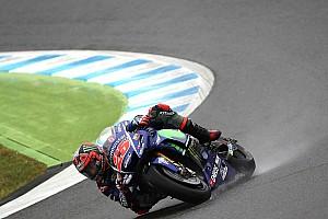 MotoGP Son dakika Vinales: Yamaha ıslak zeminde daha kötüye gitti