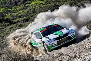 WRC Noticias de última hora Un WRC2 a la cabeza en el Rally de Alemania