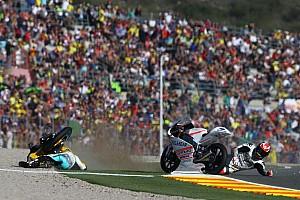 Moto3 Breaking news Bagnaia livid with Rodrigo after second clash in three Moto3 races