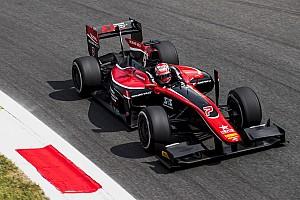 FIA F2 Qualifying report Monza F2: Matsushita beats de Vries to maiden pole