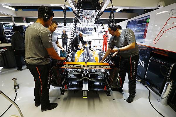 Формула 1 Новость В Ф1 ужесточили ограничения по замене элементов двигателя