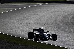 Sezon öncesi testlere yaklaşırken Barcelona'ya yeni asfalt atıldı