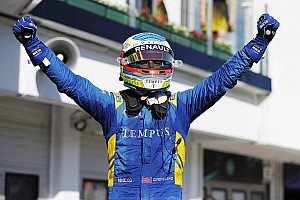FIA F2 Race report F2 Hongaria: Rowland menangi Feature Race, Gelael finis P9