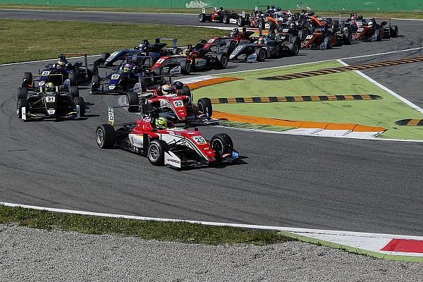 Schumacher F3'teki erken podyuma şaşırdı