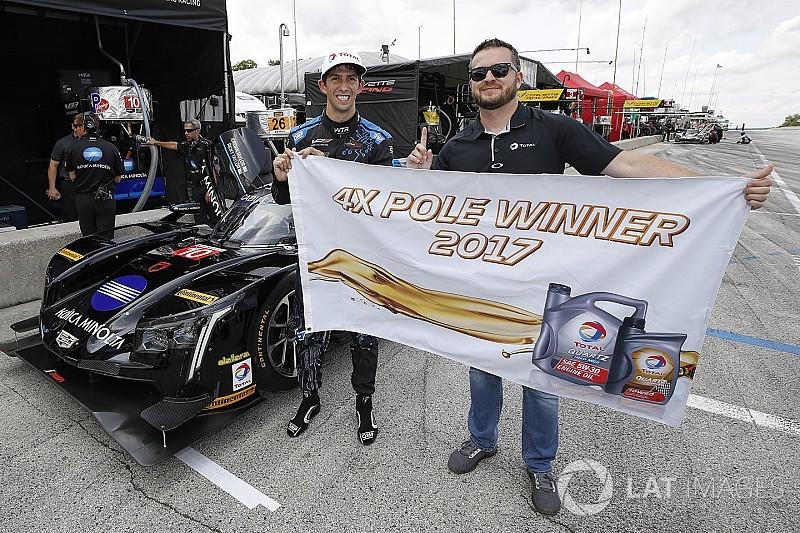 I fratelli Taylor su Cadillac centrano la pole a Road America