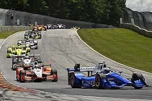 IndyCar Vorschau Vorschau IndyCar-Finale 2017 in Sonoma: Showdown Penske vs. Ganassi