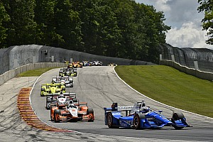 IndyCar Noticias de última hora Newgarden dice que Dixon y Ganassi merecían ganar Road America