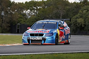 Supercars News Holden mit 1. V6-Motorentest für Supercars-Saison 2019