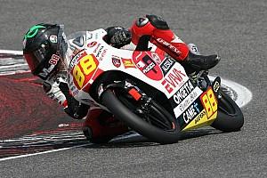 CIV PreMoto3 Ultime notizie Confermata l'esclusione di Matteo Patacca dalla gara di Misano